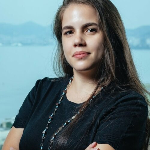 Izabella Santos - Project Manager