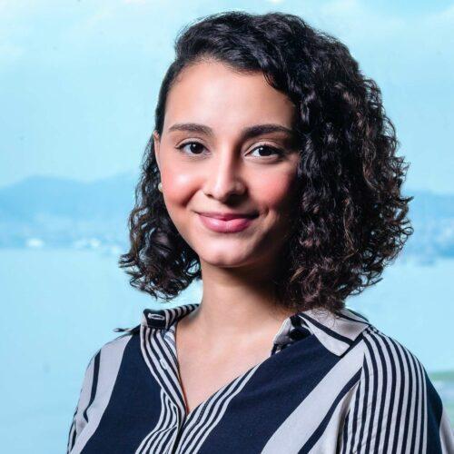 Isabelle Fernandes - Project Manager